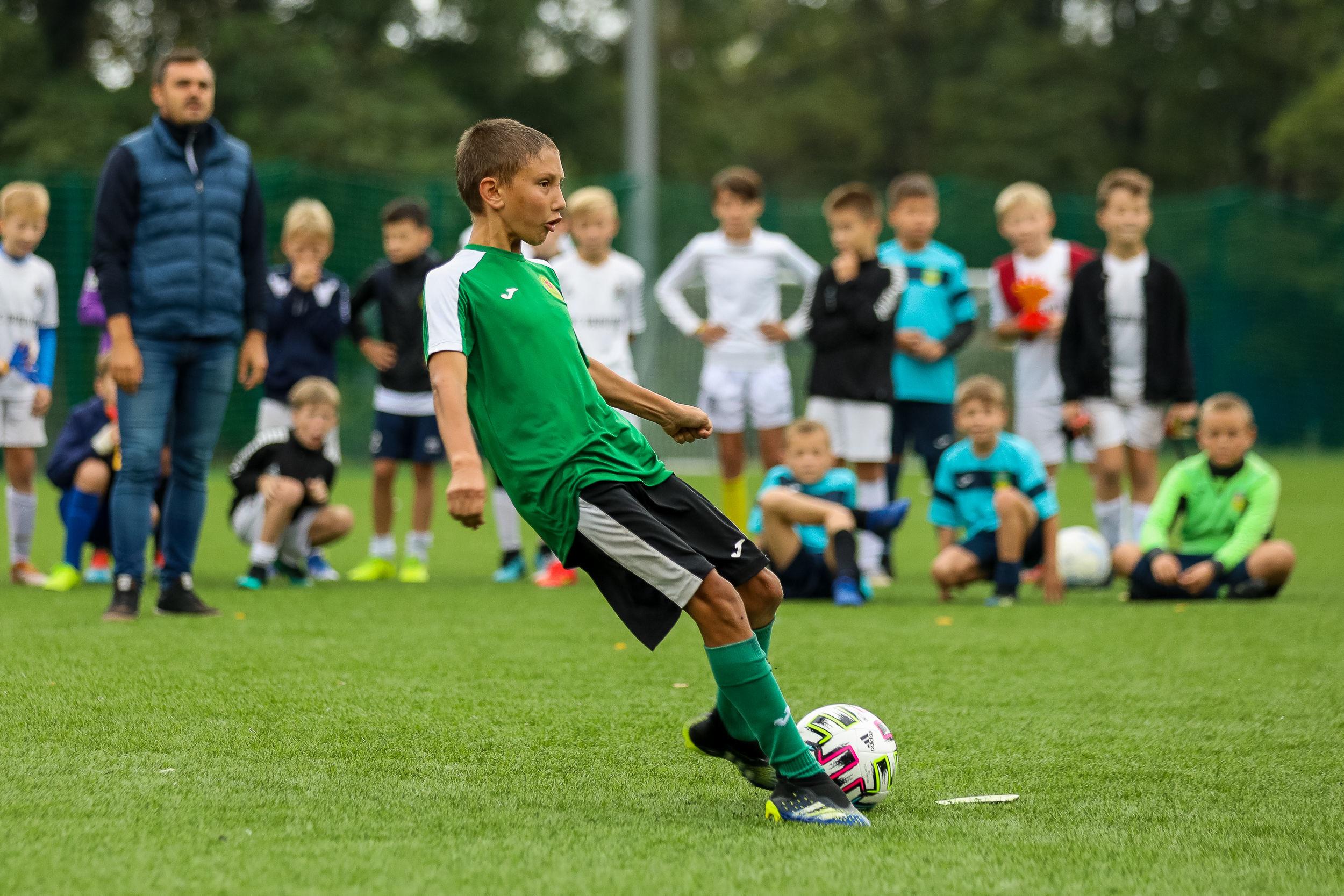 В Броварах відбувся дитячий турнір пам'яті відомого футбольного мецената Федора Шпига - фото 4