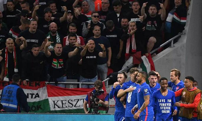ФІФА покарала збірну Угорщини за расистські вигуки вболівальників у матчі проти Англії