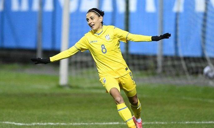 Женская сборная Украины в спарринге одолела турчанок