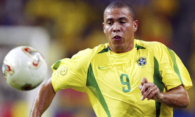 Роналдо назвал главного претендента на Золотой мяч