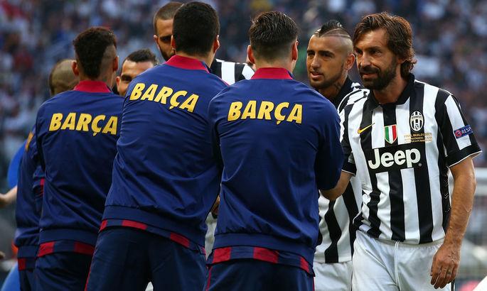 Барселона не рассматривает Пирло как кандидата на замену Куману