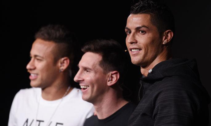Роналду – самый высокооплачиваемый футболист планеты в рамках сезона-2021/22 по версии Forbes