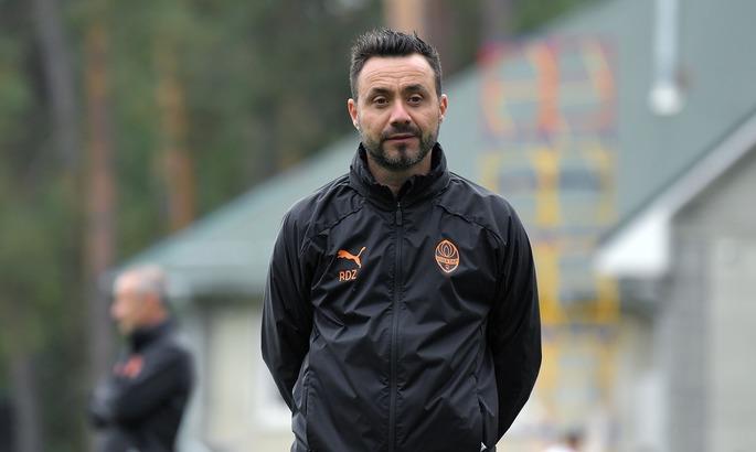 Де Дзерби: Уважаю Луческу за страсть и любовь к футболу