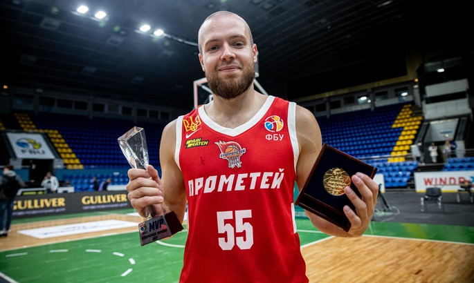 Илья Сидоров - MVP Суперкубка Украины-2021