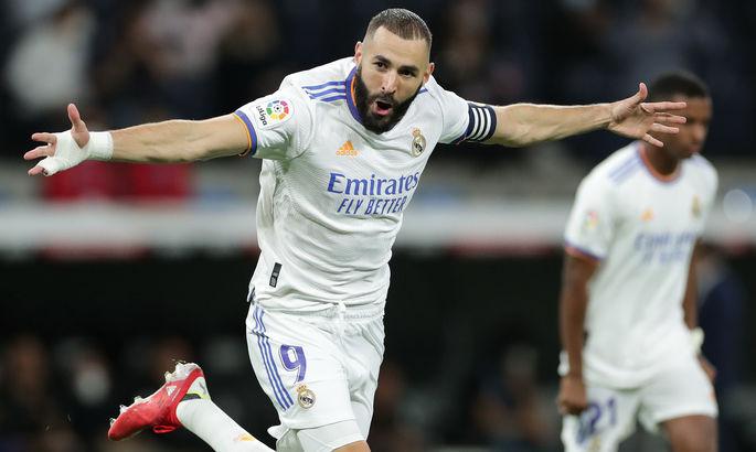 Бензема установил рекорд по результативности в XXI веке после 6 первых туров Ла Лиги