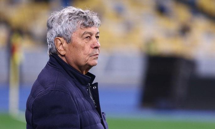 Луческу: Я заслуживаю другого отношения и большего уважения за то, что я сделал для украинского футбола