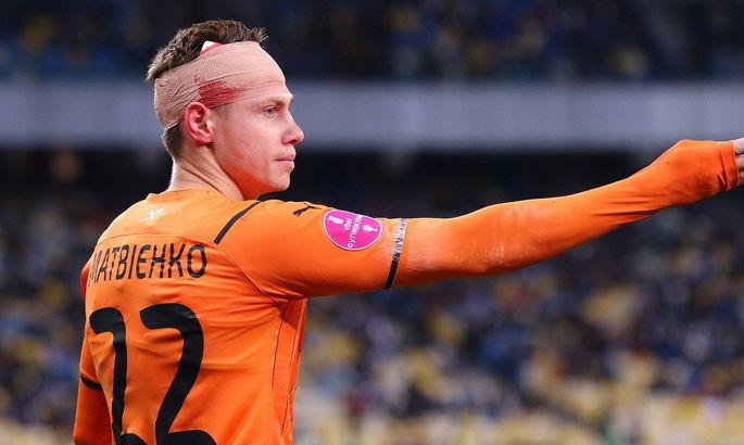 Матвиенко может восстановиться до матча с Реалом