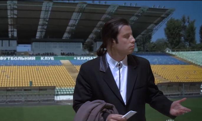 Де Динамо, де? Рух за допомогою Траволти зазиває глядачів на матч з киянами