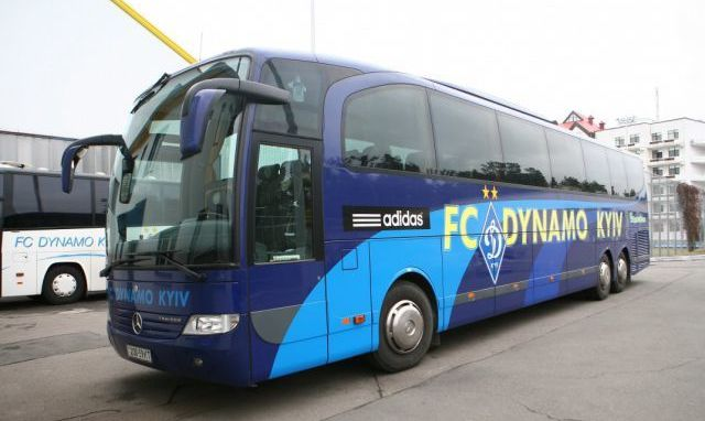 По дорозі до Львова від серцевого нападу помер водій автобуса Динамо U-19