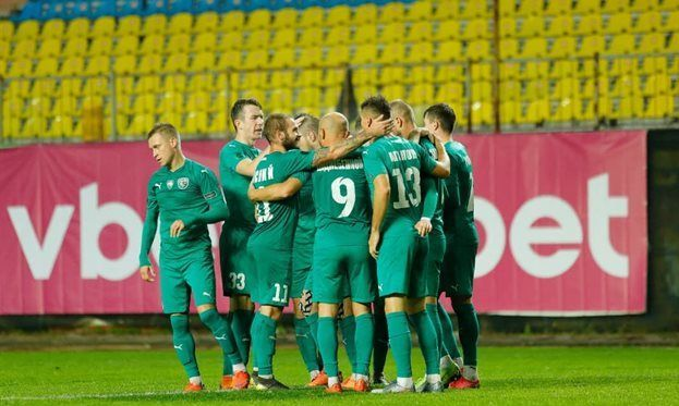 Альянс побеждает Минай в матче 1/16 Кубка Украины, сделав камбэк с 0:2