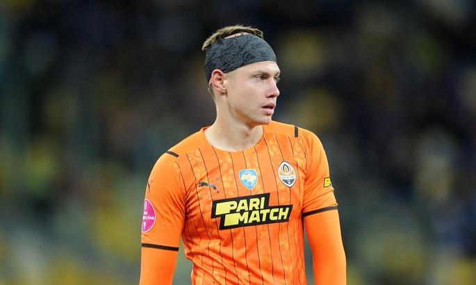 Матвиенко не сыграет с Реалом из-за травмы