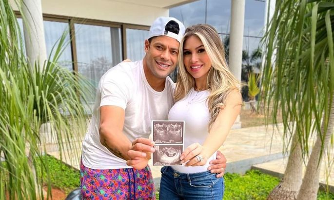 Невероятный Халк. Звездный бразилец и племянница его бывшей жены ждут ребенка. ФОТО
