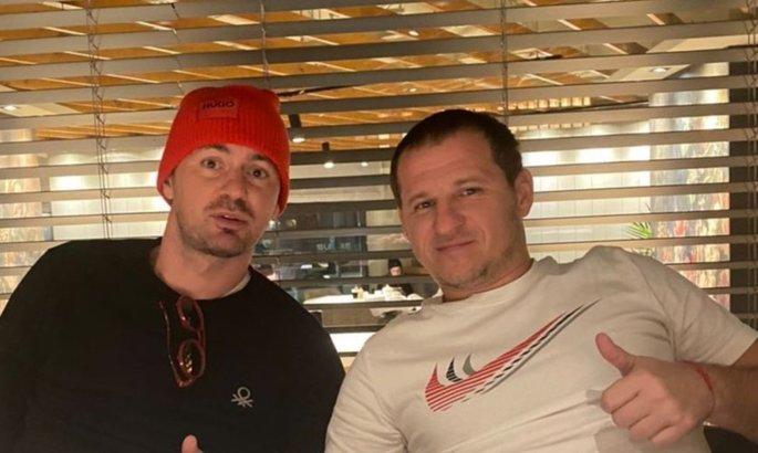 Снова вместе. Милевский и Алиев сыграют на турнире в Черкассах по мини-футболу
