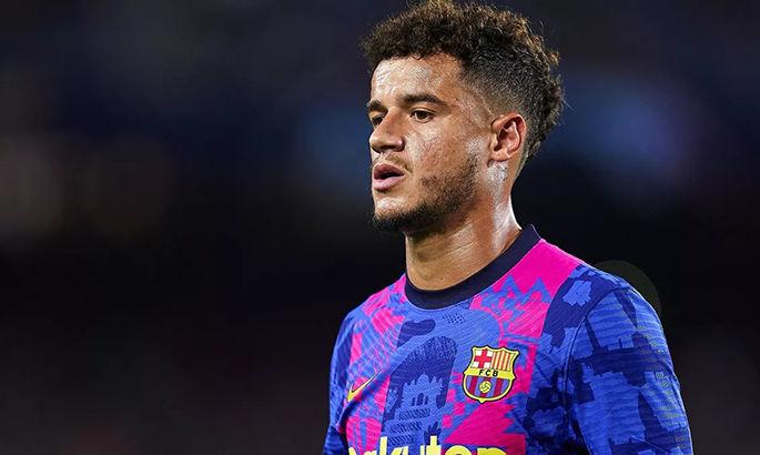 Барселона хочет отдать Коутиньо в аренду