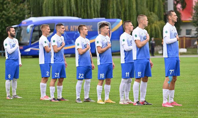 Дерби Хмельницкой области и новый перенос матча. Юбилейный тур в Первой лиге