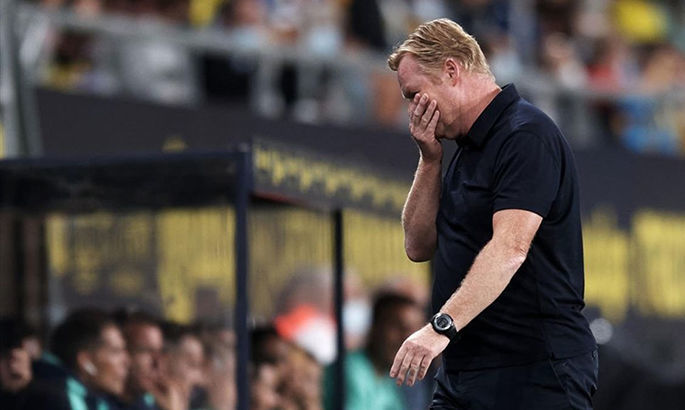 Куман из-за дисквалификации пропустит матчи с Леванте и Атлетико
