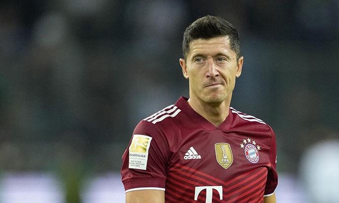 У Левандовского прервалась голевая серия из 19 матчей, а Бавария выиграла 8 игру подряд