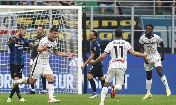 Маліновський забив перший гол у сезоні у ворота Інтера - ВІДЕО