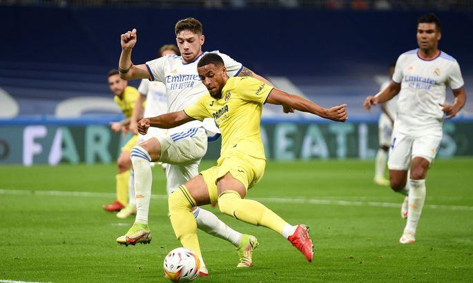 Примера. Реал - Вильярреал 0:0. Никто не хотел ошибаться