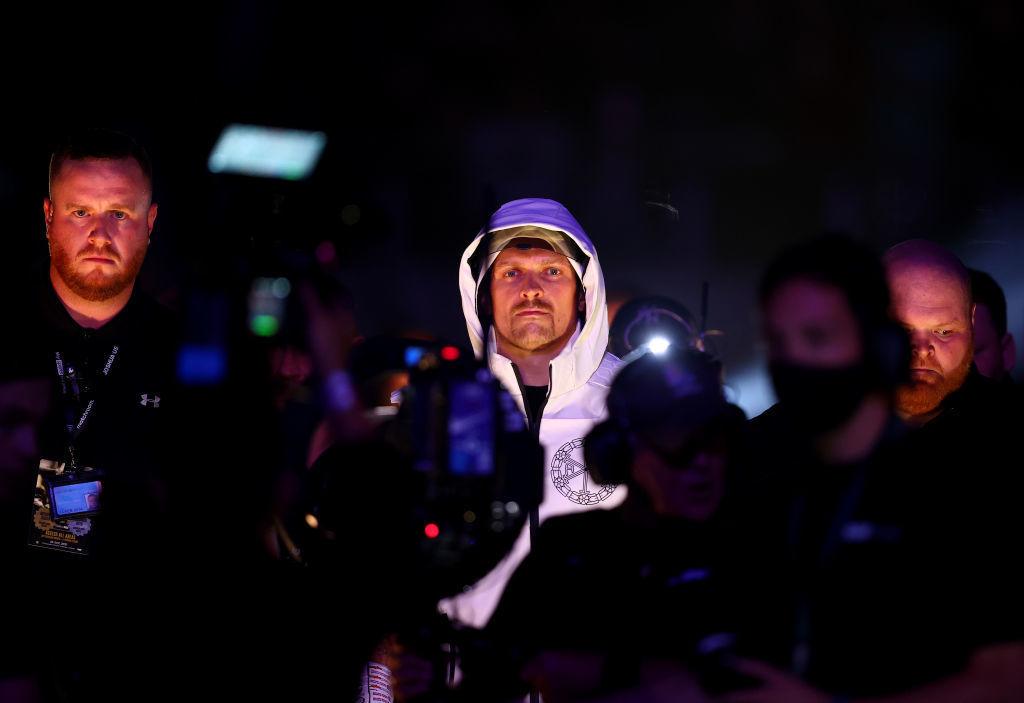Шок для Лондона. ФОТО репортаж як Олександр Усик забрав титул чемпіона у Ентоні Джошуа - фото 2