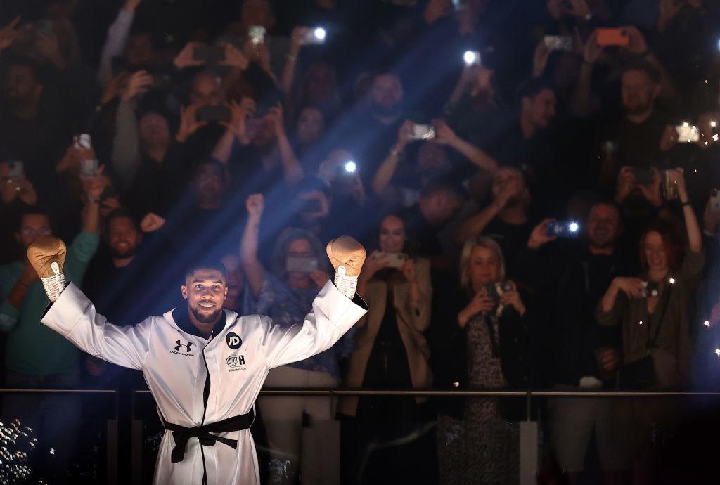Шок для Лондона. ФОТО репортаж як Олександр Усик забрав титул чемпіона у Ентоні Джошуа - фото 3