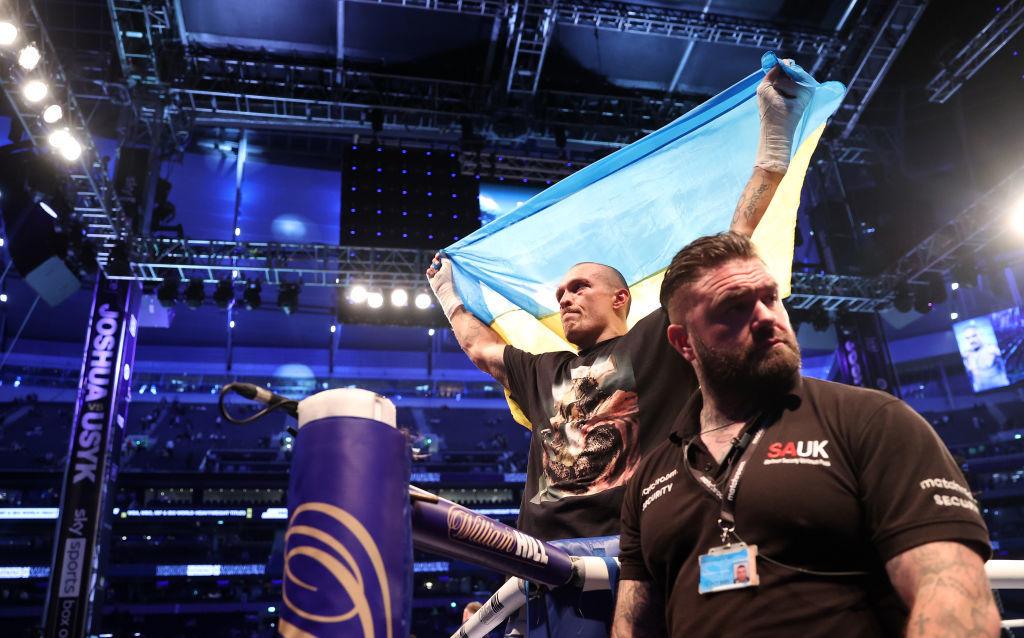 Шок для Лондона. ФОТО репортаж як Олександр Усик забрав титул чемпіона у Ентоні Джошуа - фото 18