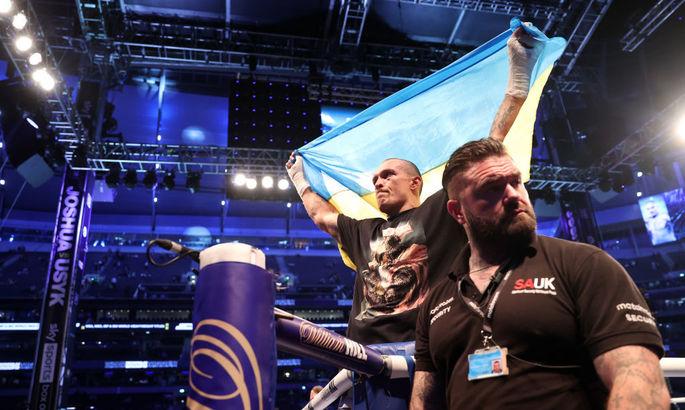 Усика включили в топ-10 боксерів 21-го століття. А хто знаходиться вище українця?