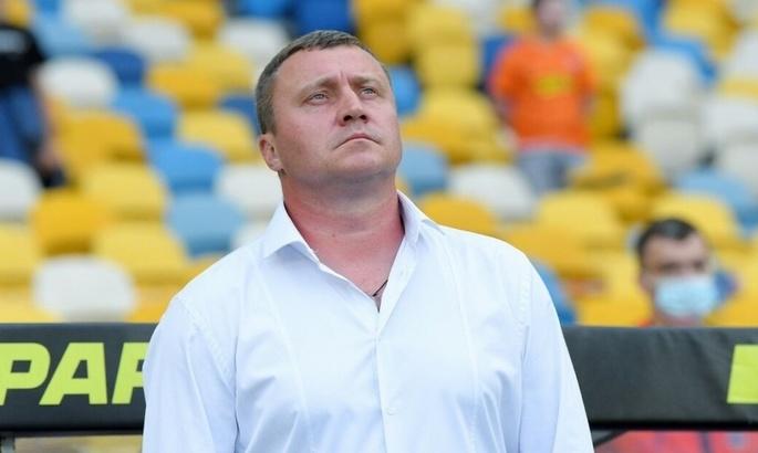 Гура: Після гри з Динамо треба ще відходити і відходити