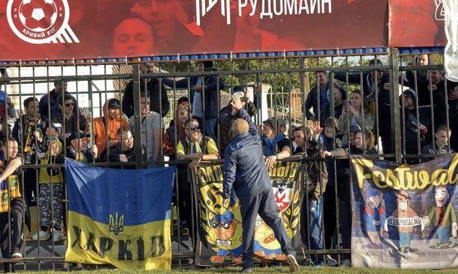"""Гагарин: За файеры ультрас Металлиста будет платить Кривбасс, а не миллионер, который говорит """"Трепещи, Европа"""""""