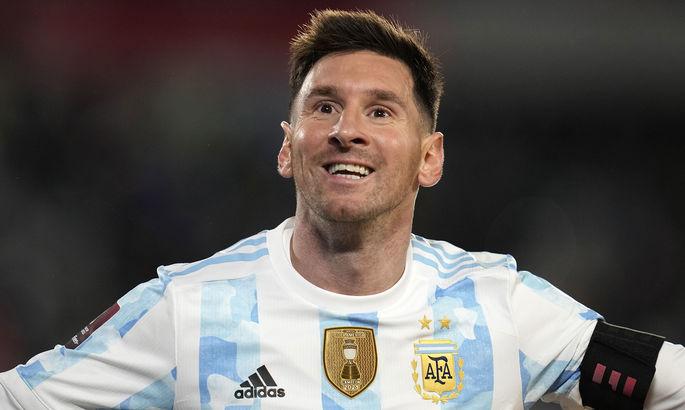 Мессі та Дібала потрапили до заявки збірної Аргентини на жовтневі матчі відбору ЧС-2022