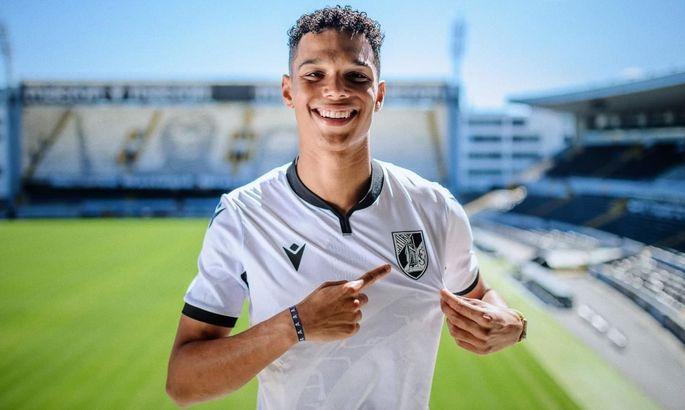 Сын Это'О стал игроком клуба португальской Примейры