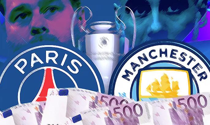 Самый дорогой матч в мире. В редакции AS подсчитали стоимости игроков Манчестер Сити и ПСЖ