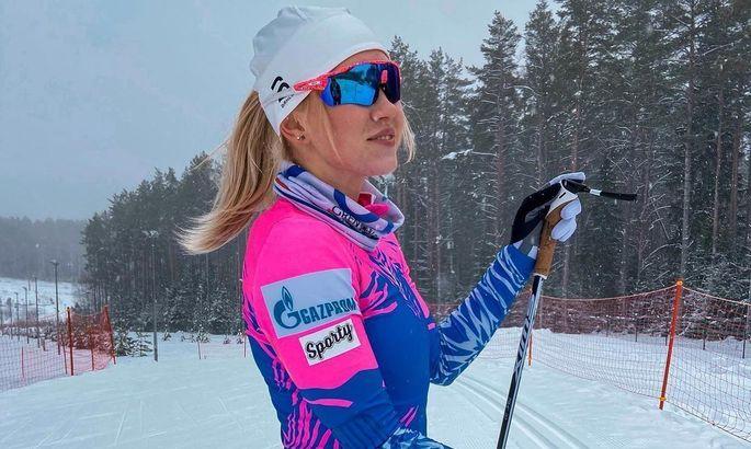 Российская биатлонистка получит гражданство Украины