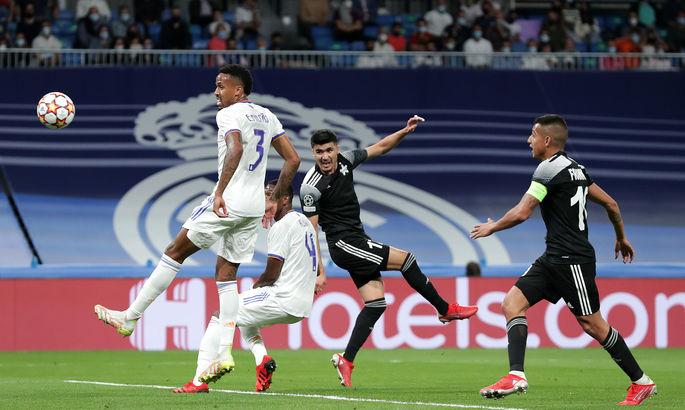 Лига чемпионов. Реал - Шериф 1:2. Грандиозный Вернидуб и голые короли