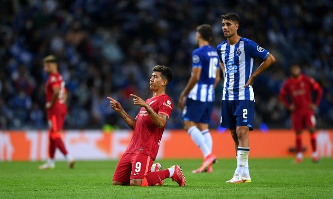 Традиции избиения. Порту - Ливерпуль 1:5. Обзор матча и видео голов