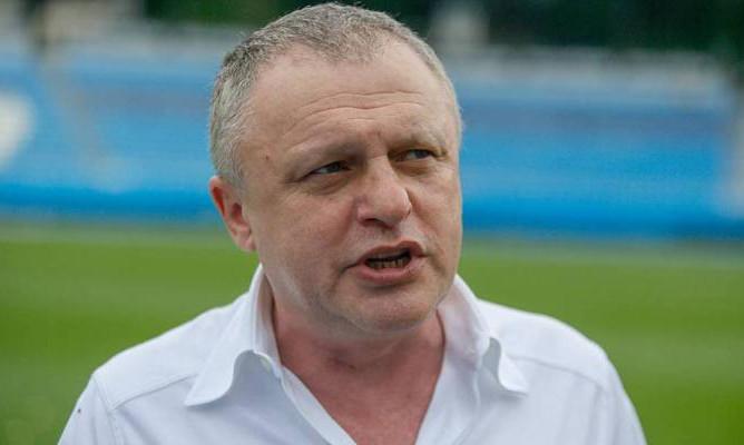 Суркис: Луческу никого не хочет покупать в Динамо, ему нравится работать с украинцами