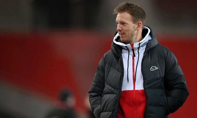Нагельсманн: Даже после пятого гола Бавария хотела забить еще
