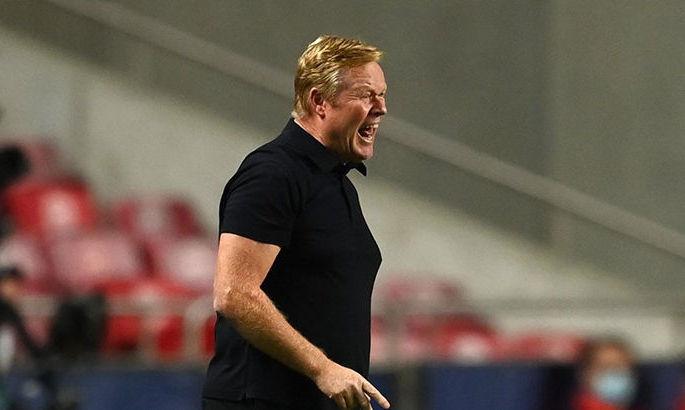 Источник: Куман будет уволен после матча с Атлетико