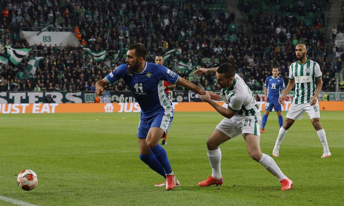 ЛЕ. Лацио легко обыграл Локомотив, Бетис взял три очка в игре с Ференцварошем