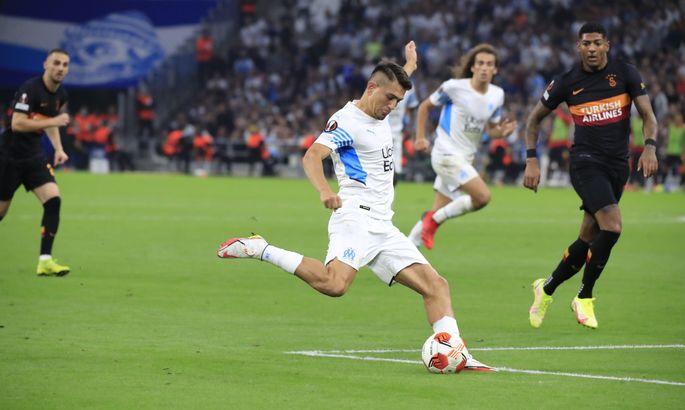 ЛЕ. Марсель - Галатасарай 0:0. Стычка фанатов, уйма моментов и ноль голов
