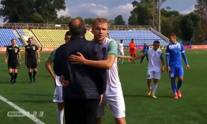 О чудо! Первая в сезоне и в истории клуба победа закарпатцев в Первой лиге. Ужгород - Кремень 2:0