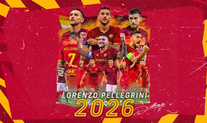 Официально: Рома продлила контракт со своим капитаном до 2026 года