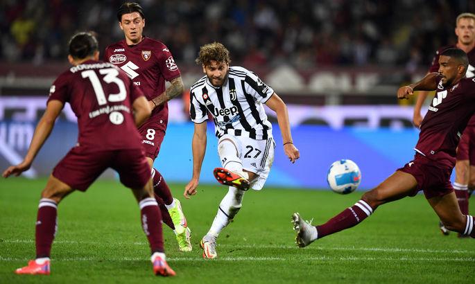Турин остается бело-черным. Торино - Ювентус 0:1. Видео обзор матча