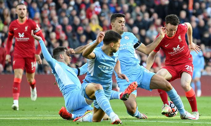 АПЛ. Ливерпуль - Манчестер Сити 2:2. Феноменальность Салаха и мощь Сити