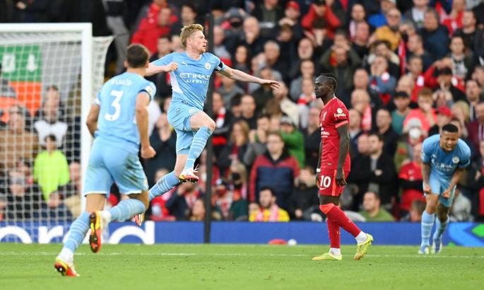Фантастически высокий уровень. Ливерпуль - Манчестер Сити 2:2. Видео голов и обзор матча