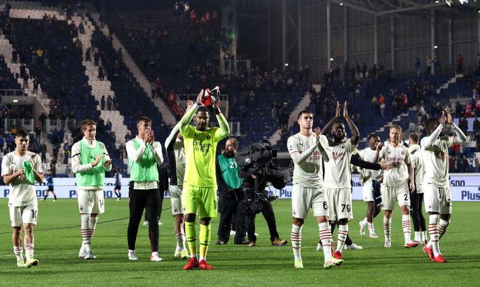 Аталанта - Милан 2:3. Видео голов и обзор матча
