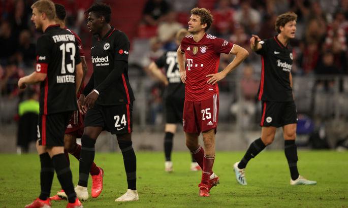 Бавария - Айнтрахт 1:2. Видео голов и обзор матча