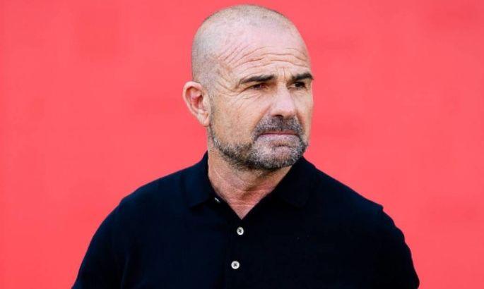 Леванте уволил главного тренера