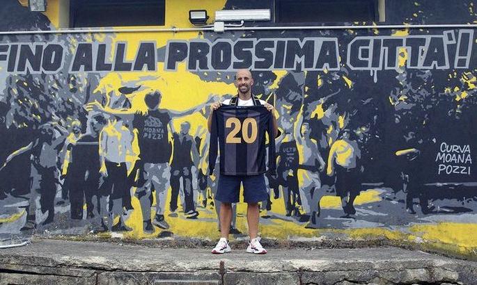 Пятый итальянский дивизион. Борха Валеро возобновил карьеру ради клуба под названием Лебовски
