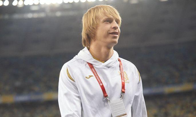 Петраков вызвал в сборную Украины еще одного футболиста киевского Динамо